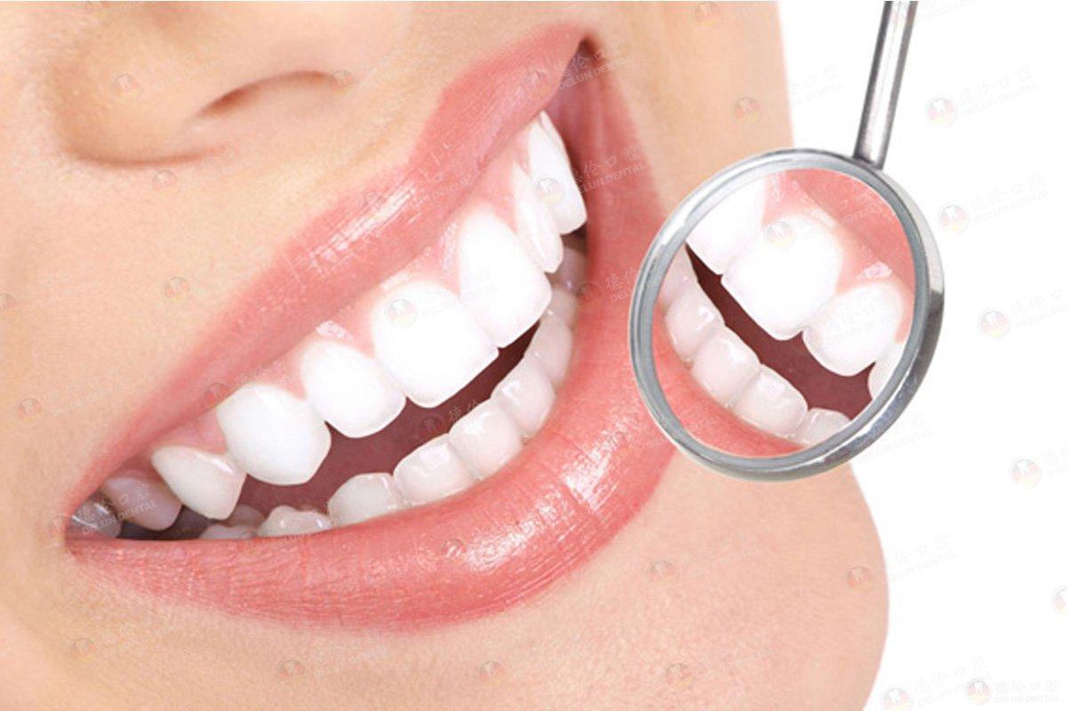 优惠3:美国3m纳米树脂补牙 168元(原价580元)